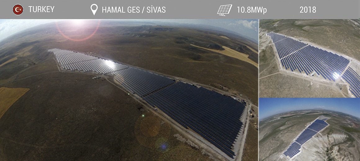 HAMAL GES SIVAS 10.8MW 2018
