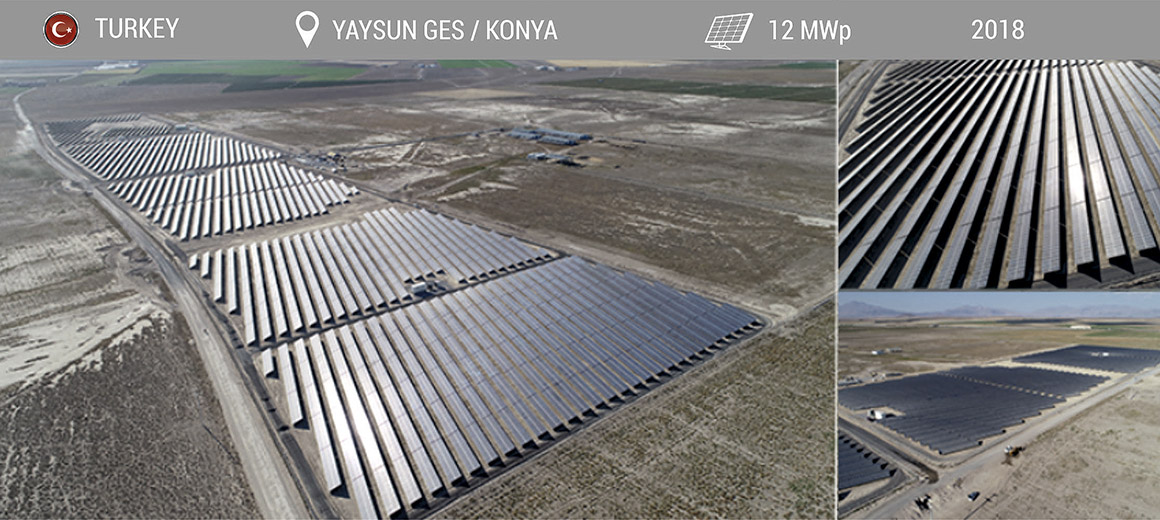 YAYSUN 12 MW 2018